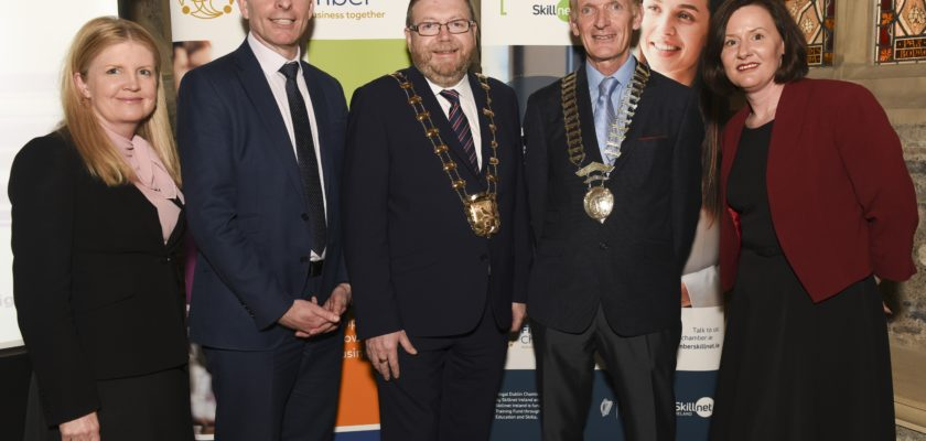 Fingal Dublin Chamber Skillnet Launch