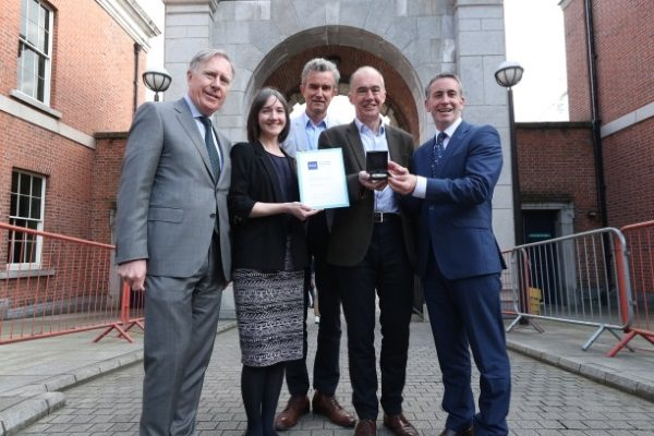 Housing Development in Limerick Awarded RIAI Silver Medal for Housing