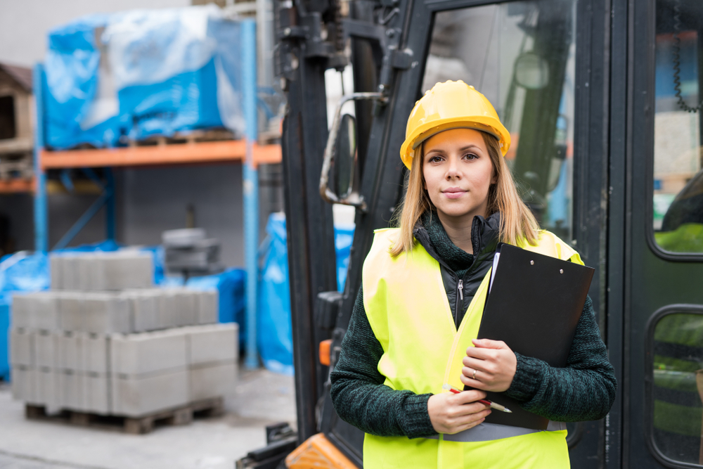 Your Career as a Forklift Driver