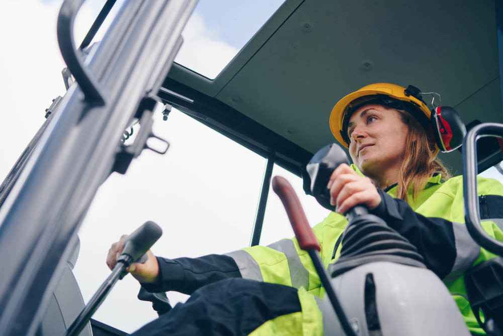 Your career as a Heavy Equipment Operator