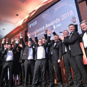 Engineers Ireland Excellence Awards