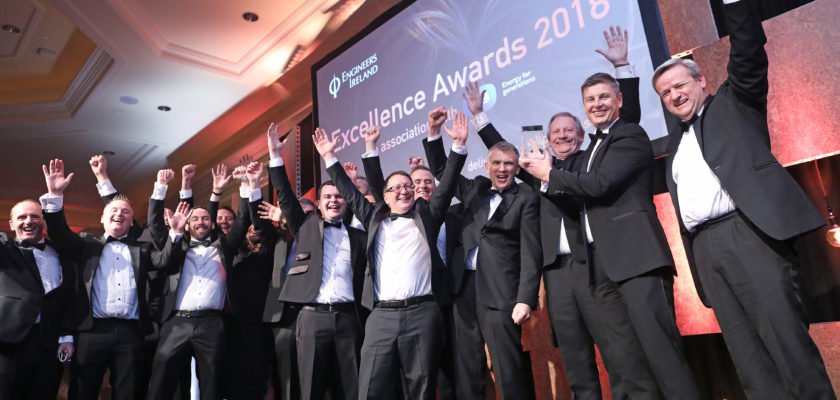 Engineers Ireland Excellence Awards Open for Entry