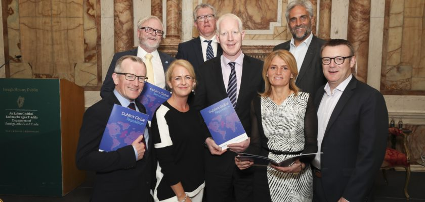 Dublin Chamber Launches New Reputation Report