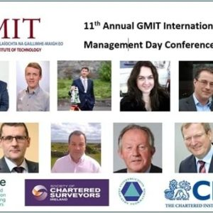 Watch the Webinar: GMIT International Construction Management Day Conference