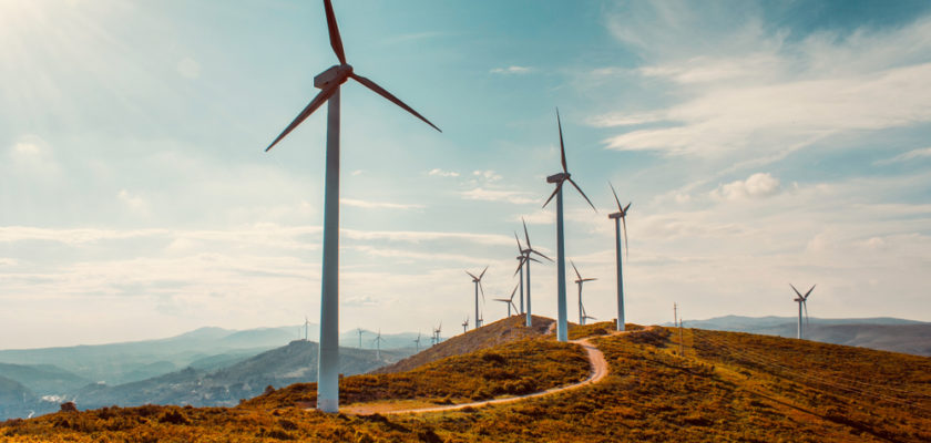 Construction Begins on Lenalea Wind Farm